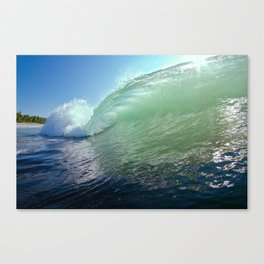 The Tube Collection p9 Canvas Print