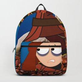 Cicero. Coffee. Backpack