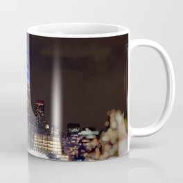 Midtown Manhattan at Night Coffee Mug
