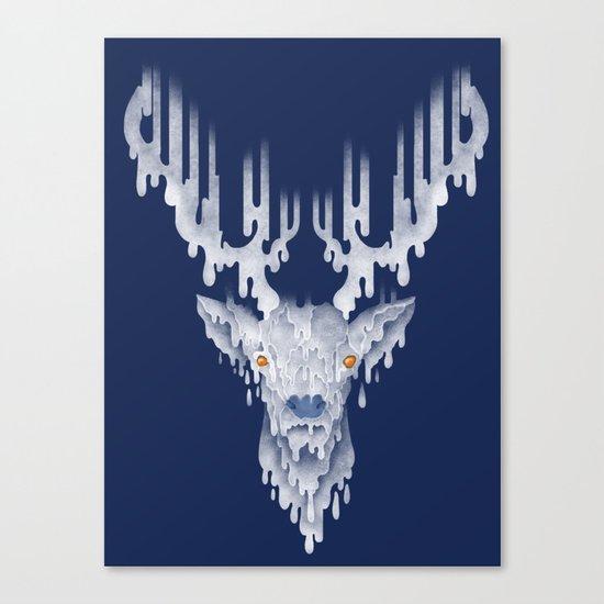 RAINdeer Canvas Print