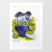 Sounds About Right Art Print