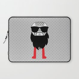 hipster epilator Laptop Sleeve