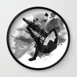 MTB Aqua Trickz Wall Clock