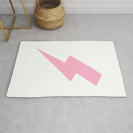Bolt of Courage Rug