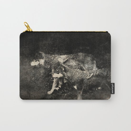 The tribesmen Carry-All Pouch