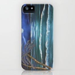 Bahama Blue iPhone Case