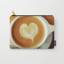 A Warm Cup of Love Carry-All Pouch