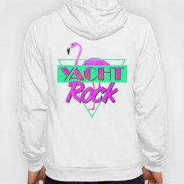 Yacht Rock Party Boat Drinking graphic 80s Faded Hoody