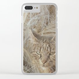 Warmth and comfort Clear iPhone Case