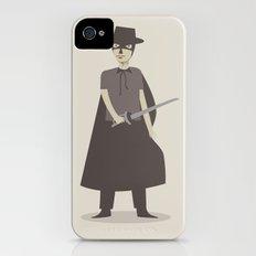 El Zorro Slim Case iPhone (4, 4s)