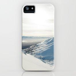 Hatcher & Knik iPhone Case