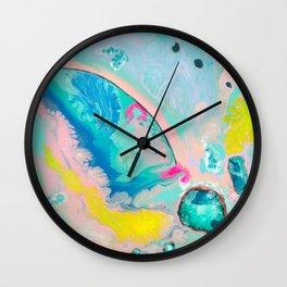 Lauren's Rockpools Wall Clock