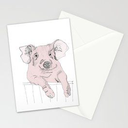 Piggywig Stationery Cards