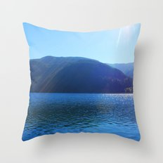Olympic National Park landscape photography  Throw Pillow