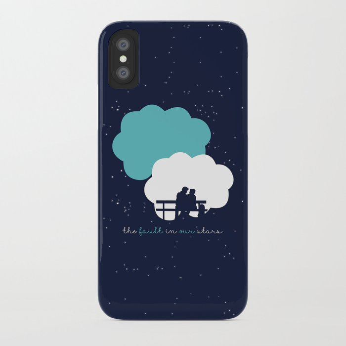 outlet store c6ea9 e0828 The Fault In Our Stars iPhone Case by laurenschroer
