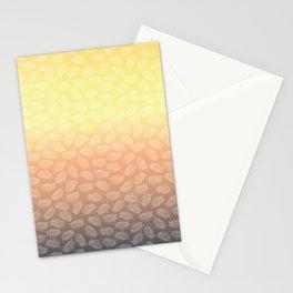 Palm Leave Sunset Stationery Cards