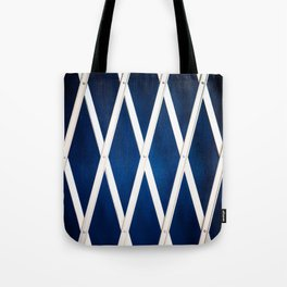 Closed Blues Tote Bag