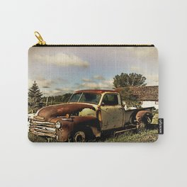 Rusty '51 Chevy Pickup Carry-All Pouch