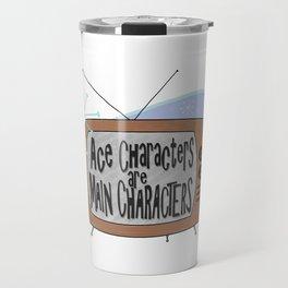 ace characters are main characters Travel Mug