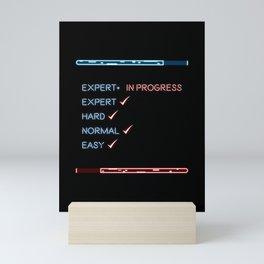 Expert Plus Mini Art Print