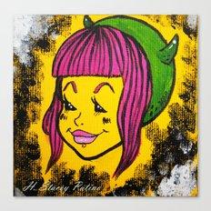GO GO Gurl Canvas Print