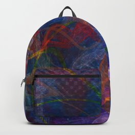 Colored smoke Backpack