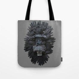 Glove gorilla Tote Bag