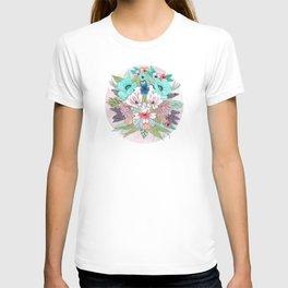 Colourful Bouquet T-shirt
