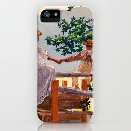 On The Stile - Digital Remastered Edition iPhone Case