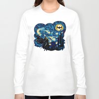 beastie boys Long Sleeve T-shirts featuring Starry Knight iPhone 4 4s 5 5c 6, pillow case, mugs and tshirt by Three Second