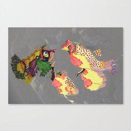 ddl Canvas Print