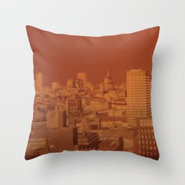 St Paul's Throw Pillow