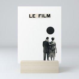 Le Film Mini Art Print