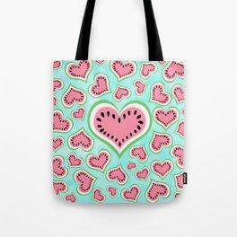 Watermelon Love... Tote Bag