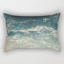 Oceans In The Sky Rectangular Pillow