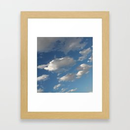 Sky High (Stoner Camo Collection) Framed Art Print