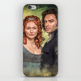 Poldark iPhone Skin
