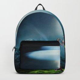 Boy's UFO Encounter Backpack
