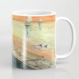 A Delightful Evening Coffee Mug