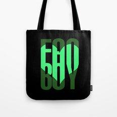 FAN BOY Tote Bag