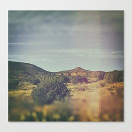 Magic Mountain II Canvas Print