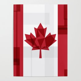 O Canada Poster