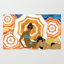 French Riviera Rug