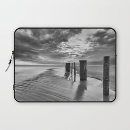 Berrow Beach Laptop Sleeve