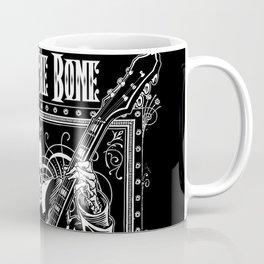Blues to the Bone Rockabilly Coffee Mug
