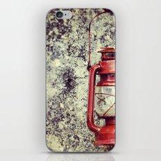 Lamp iPhone & iPod Skin