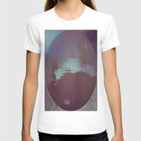 lunar T-shirts featuring Lunar Light by Jane Lacey Smith