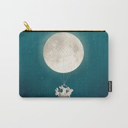 moon bunnies Carry-All Pouch