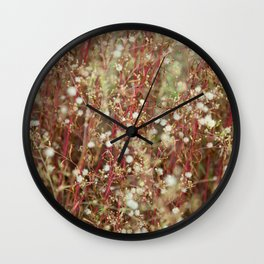 gently gentle #1 Wall Clock