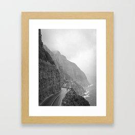 Cape Town - South Africa Framed Art Print
